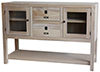 image of Paulownia 47 Inch Console Sideboard