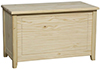 image of Pine Blanket Chest