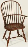 image of Classic Sackback Windsor Arm Chair