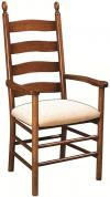 image of Ladderback Arm Chair