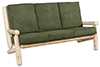 image of Cedar Living Room Couch (w/cushions)