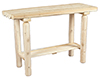 image of Cedar Sofa/Console Table