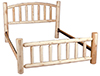 image of Cedar Arched Bed