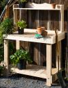 image of Cedar Potting Bench