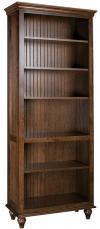 image of Maple Cottage Bookcase, 12 In. Deep