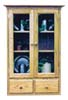 image of Display Cabinet available in Maple, Oak & Cherry.