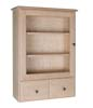 image of Display Cabinet with Door & Drawers available in Maple, Oak & Cherry