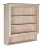 image of Display Cabinet with Shelf available in Maple, Oak & Cherry