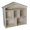 image of Doll House Bookcase available in Maple & Oak