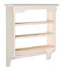 image of Keepsake Shelves with 4 Pegs available in Maple, Oak & Cherry