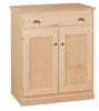 image of Microwave Cabinet, available in Maple & Oak