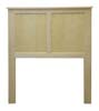 image of Flat Panel Headboard, available in Maple & Oak