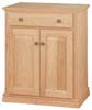 image of Microwave Cart, available in Maple & Oak