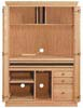 image of Computer Armoire, available in Maple & Oak