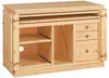 image of Office Workstation, available in Maple & Oak