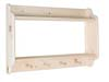 image of Double Tavern Shelf with Pegs available in Maple, Oak & Cherry
