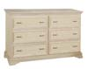 image of Dresser, available in Maple & Oak