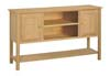 image of 54 Inch Country Plasma TV Stand