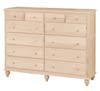 image of Chest, available in Maple & Oak