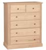 image of Chest, available in Maple, Oak & Cherry
