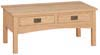 image of Coffee Table, available in Maple & Oak