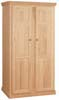 image of Wardrobe, available in Maple & Oak
