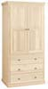 image of Armoire, available in Maple & Oak