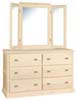 image of Dresser, available in Maple, Oak & Cherry