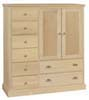 image of Armoire, available in Maple, Oak & Cherry