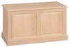 image of Blanket Chest, available in Maple & Oak