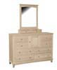 image of Jewelry Cabinet, available in Maple & Oak