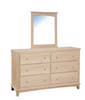 image of Mirror, available in Maple & Oak