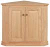 image of Corner Cabinet, available in Maple & Oak