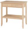 image of Kitchen Island, available in Maple, Oak & Cherry