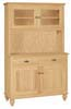 image of Maple Cottage Step Back Hutch