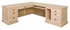 image of Corner Desk, available in Maple, Oak & Cherry