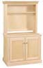 image of Utility Hutch, available in Maple, Oak & Cherry