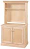 image of Storage Cabinet, available in Maple, Oak & Cherry