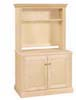 image of Utility Hutch, available in Maple & Oak