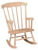 image of Parawood Boston Rocker