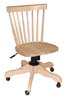 image of Parawood Copenhagen Desk Chair