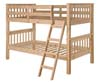 image of Pine Mission Bunk Bed