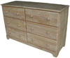 image of Parawood Jamestown Dresser