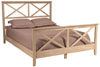 image of Parawood Lancanster Double X Bed