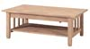 image of Parawood Mission Lift-Top Coffee Table