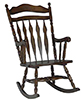 image of Parawood Crown Rocker
