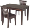 image of Parawood Mission Juvenile Table, Rich Mocha