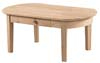 image of Parawood Phillips Oval Coffee Table