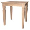 image of Parawood Java End Table