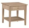 image of Parawood Spencer End Table